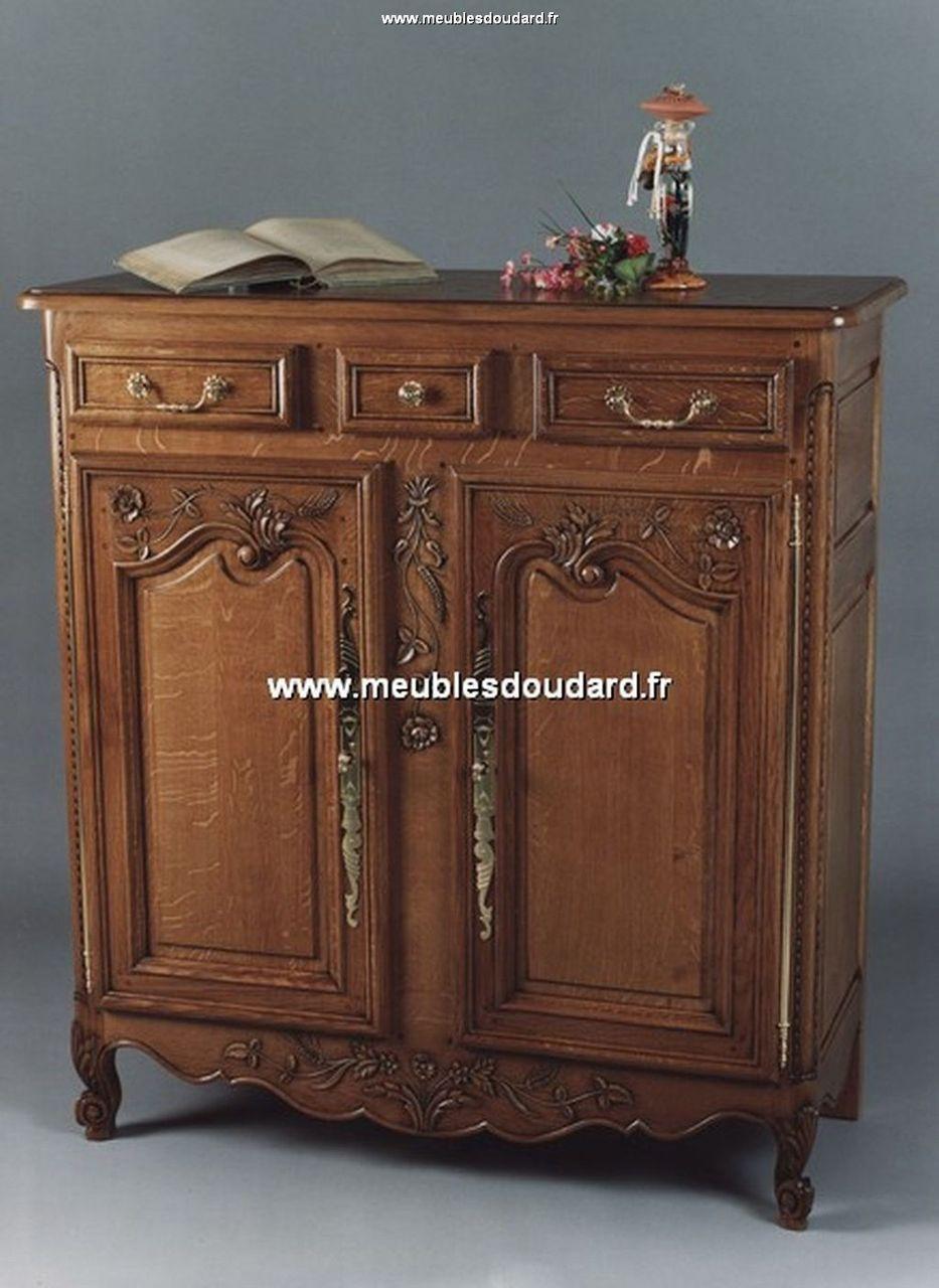 chaise normande louis xv sculpte. Black Bedroom Furniture Sets. Home Design Ideas