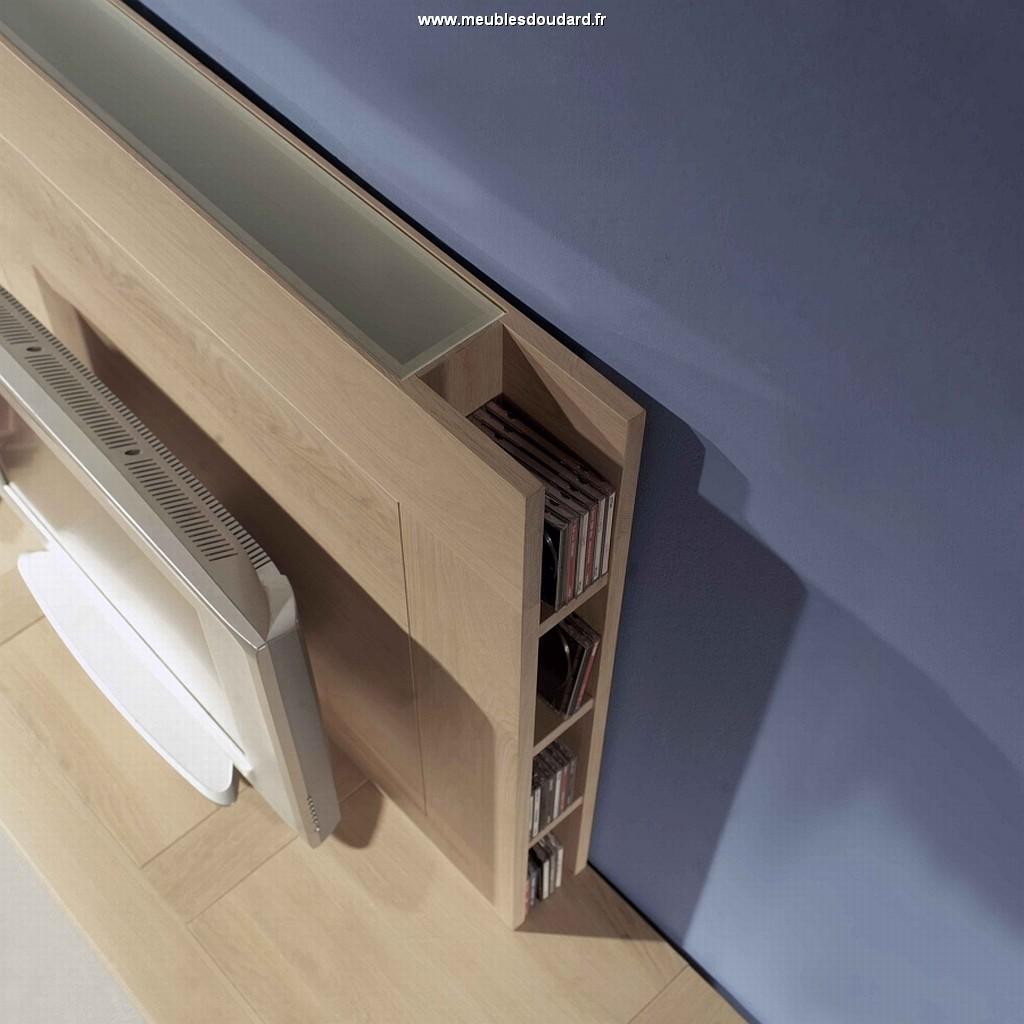 meuble tv ch ne massif meuble t l vision en bois moderne. Black Bedroom Furniture Sets. Home Design Ideas