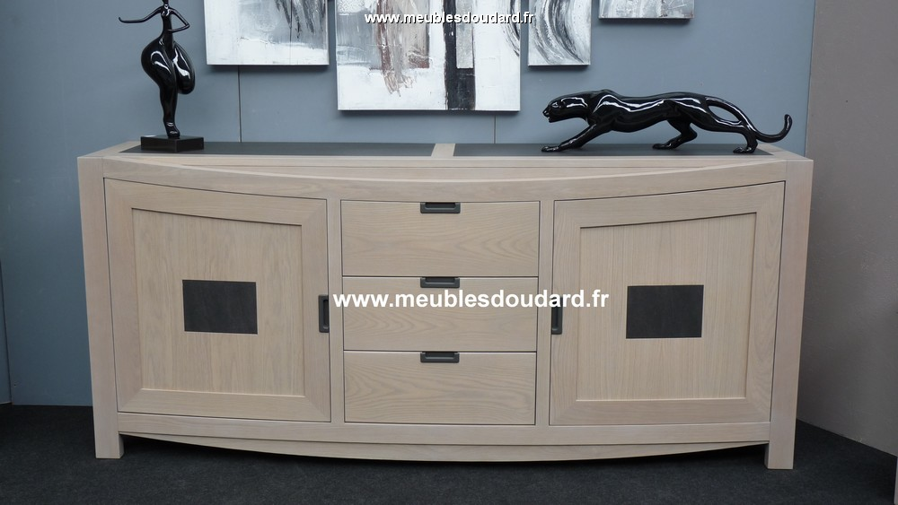 salle manger contemporaine. Black Bedroom Furniture Sets. Home Design Ideas