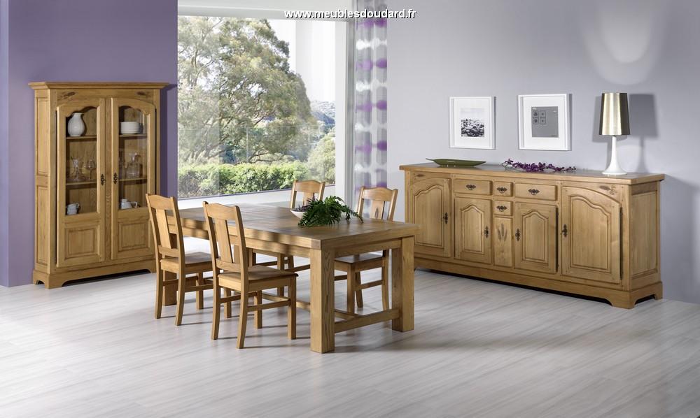 buffet bas rustique. Black Bedroom Furniture Sets. Home Design Ideas