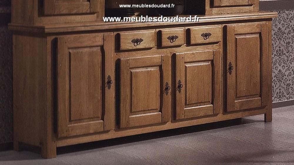 salle manger campagnarde ref chamonix en ch ne rustique. Black Bedroom Furniture Sets. Home Design Ideas