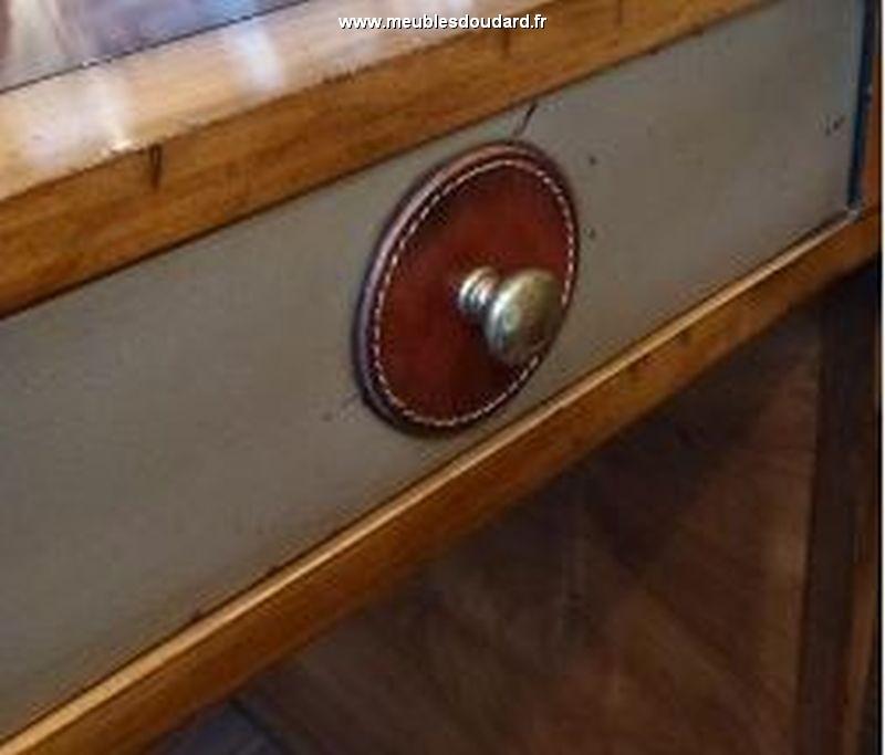 Mobile da scrivania in legno massello di stile moderno for Mobile da scrivania