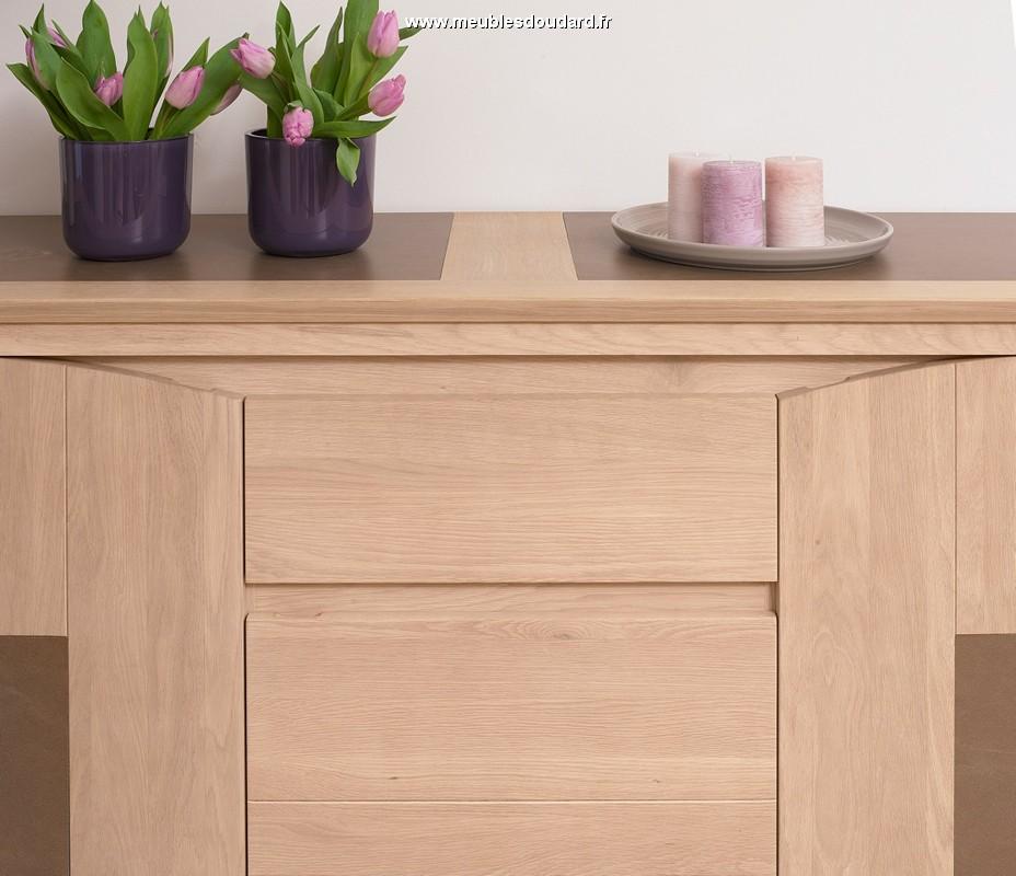 Meubles de salle manger moderne en bois salle manger for Salle a manger chene clair