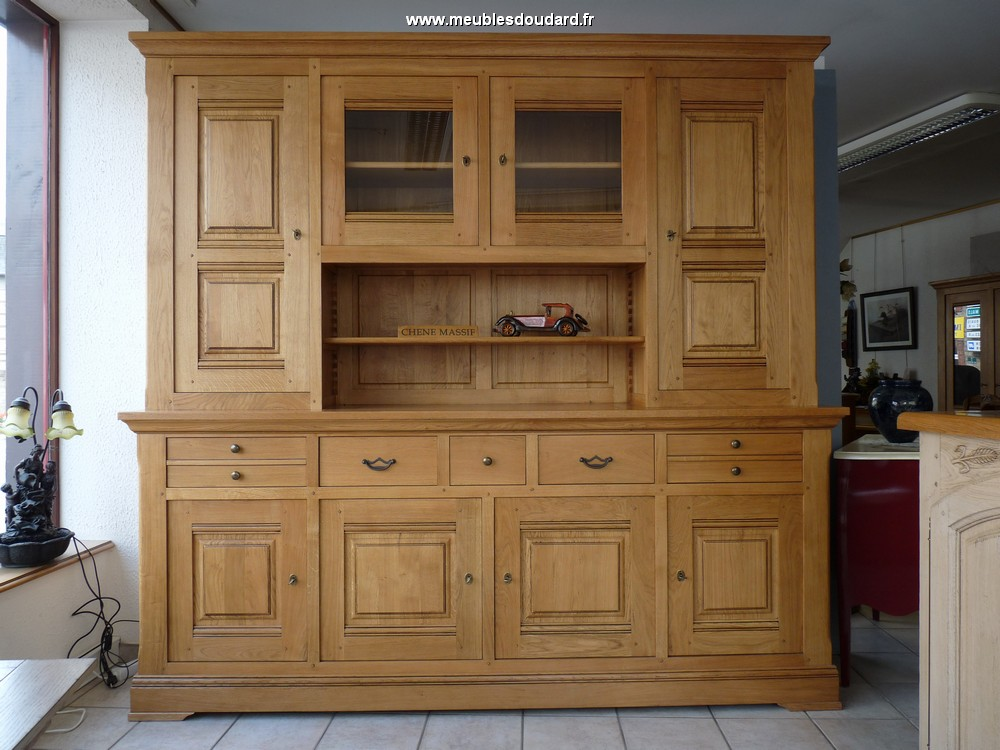 buffet vaisselier rustique bahut vaisselier campagne meuble vaisselier en bois rustique. Black Bedroom Furniture Sets. Home Design Ideas