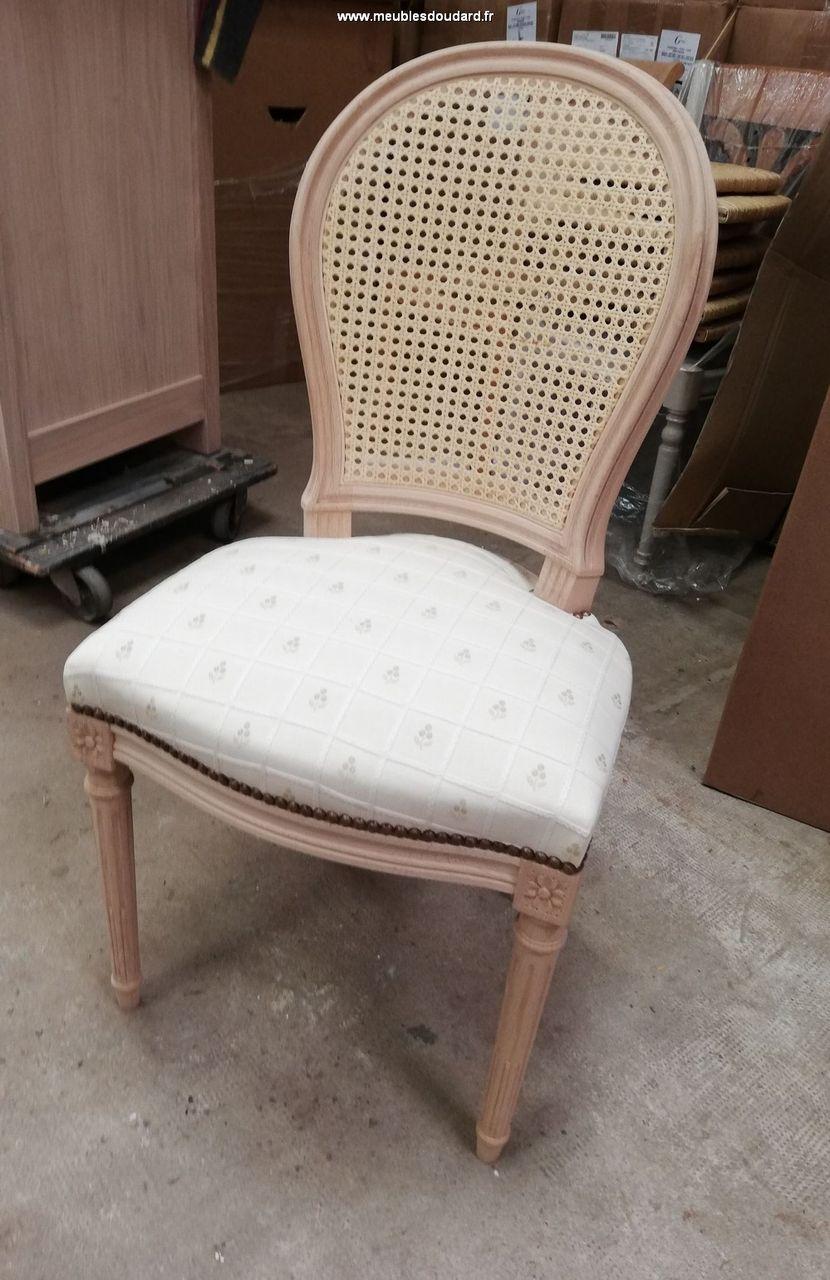 7 medallion chairs Louis XVI style