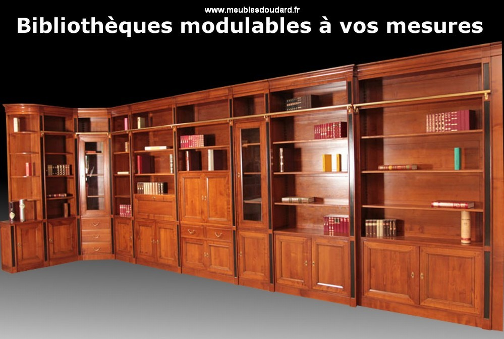 agencement meuble biblioth que en bois biblioth que d 39 angle en bois massif sur mesure. Black Bedroom Furniture Sets. Home Design Ideas
