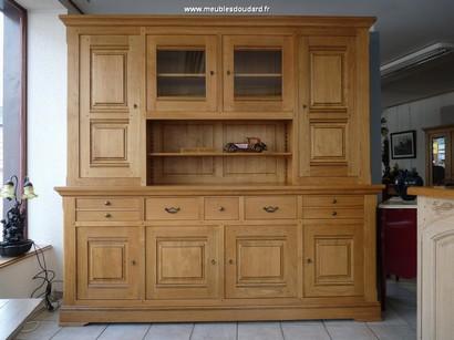 salle a manger merisier salle manger en chene blanchi. Black Bedroom Furniture Sets. Home Design Ideas