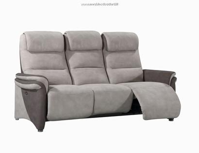 Salon en cuir salons tissus fauteuils canap s page 2 for Canape zenith