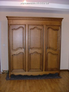 Armoire armoire normande armoire louis philippe page 3 for Porte normande