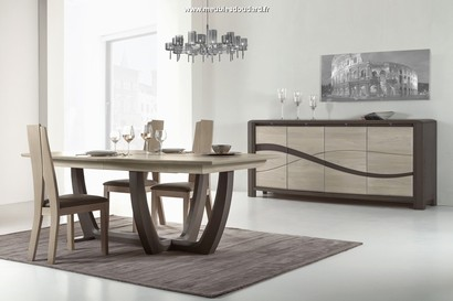 Sala da pranzo moderna in legno massello - Pagina 2