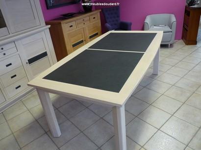 Table Rectangulaire Table Rectangle Design Table De Ferme