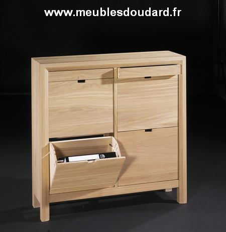 meuble chaussures meuble rangement chaussures meuble en bois chaussures. Black Bedroom Furniture Sets. Home Design Ideas