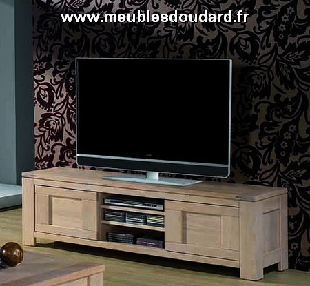 meuble tv contemporain r f dia en ch ne