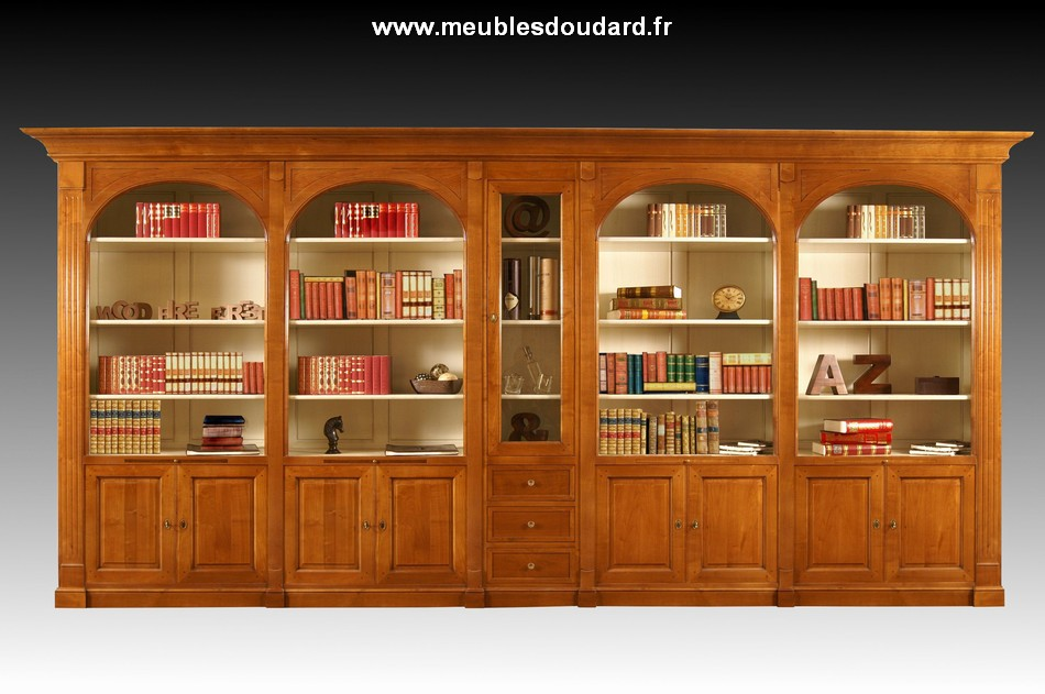 meuble de rangement biblioth que sans porte r f go sien. Black Bedroom Furniture Sets. Home Design Ideas