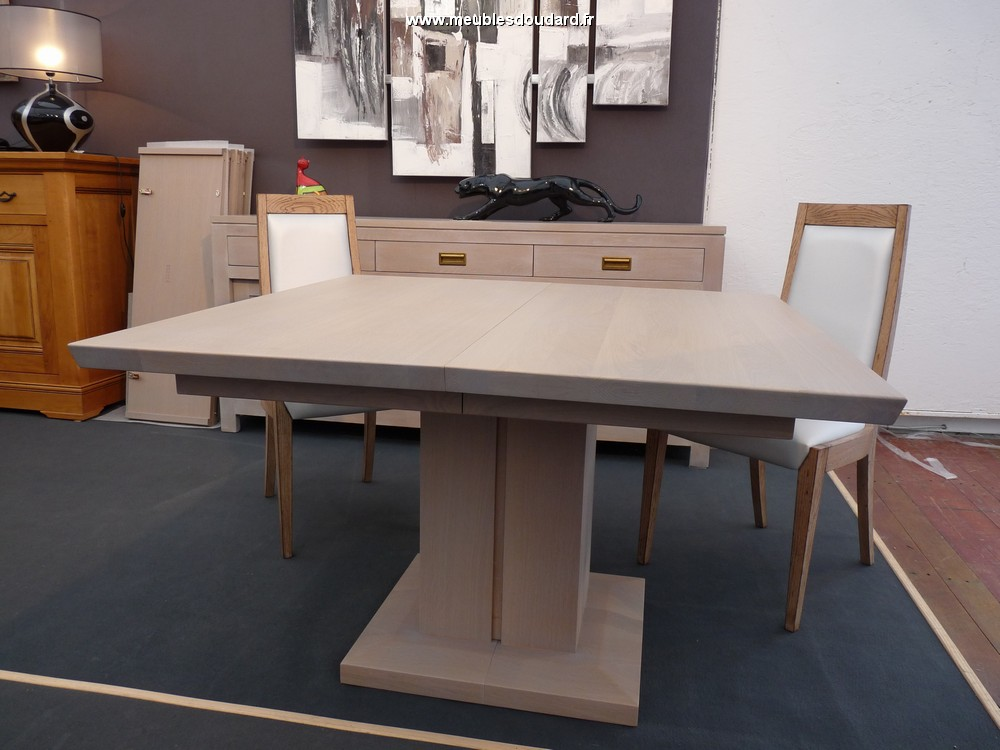 Table carr e - Table haute 8 personnes ...