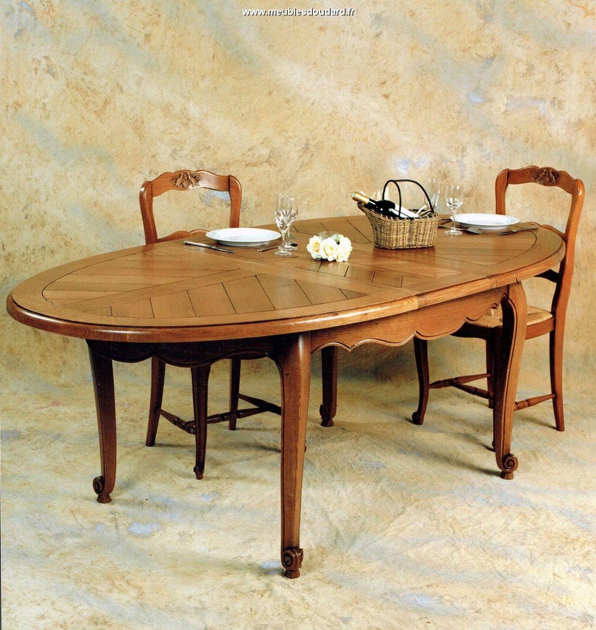 Table Ovale Table Ovale En Chene Table Ovale Louis Xv En Chene