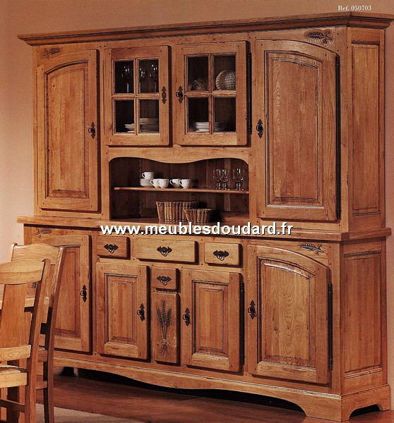 buffet vaisselier 4 portes za050803 ard ch ne. Black Bedroom Furniture Sets. Home Design Ideas