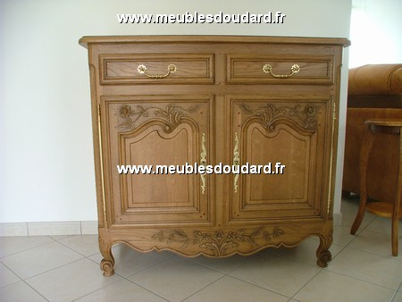 meuble d 39 appui r f rouen ch ne. Black Bedroom Furniture Sets. Home Design Ideas