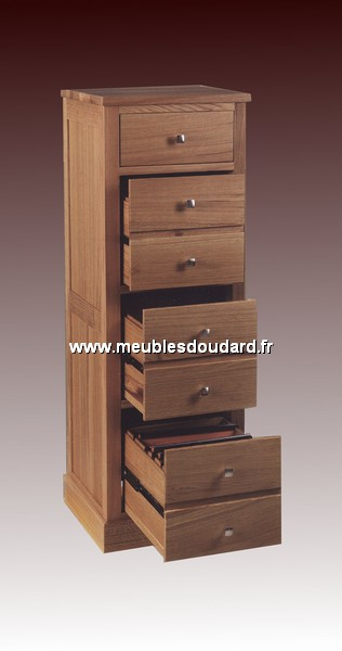 classeur de bureau dossiers suspendus ref 1269mu ch ne. Black Bedroom Furniture Sets. Home Design Ideas