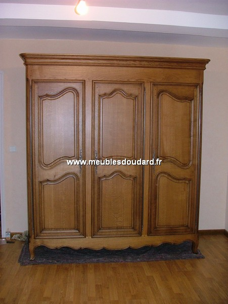 Armoire but 3 portes top with armoire but 3 portes for Armoire sarlat but